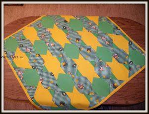 patchworkový ubrus