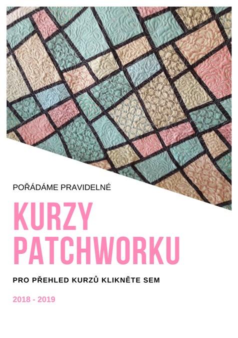 Kurz patchworku Prostějov