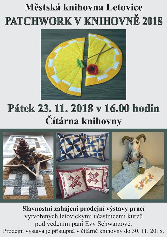 Patchwork výstava Letovice